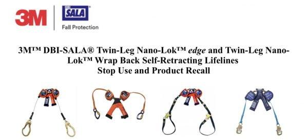 Nano-Lok Edge Arrêt de l'utilization