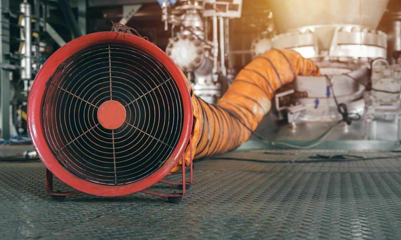 Ventilator hose
